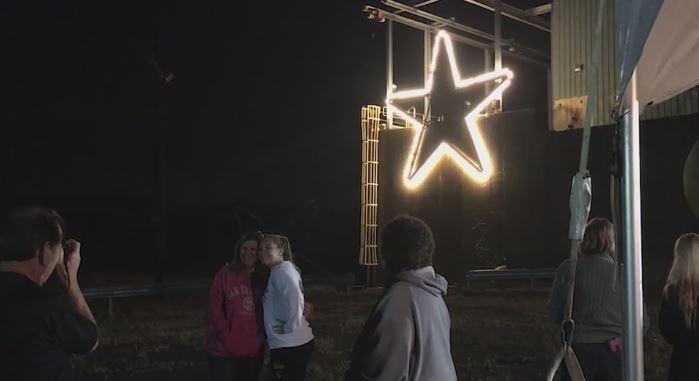 Star of Bethlehem video still 2016