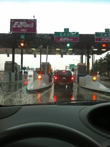 Baltimore Harbor Tunnel tollbooth, photo by multimedia journalist and environment reporter Pamela Wood.