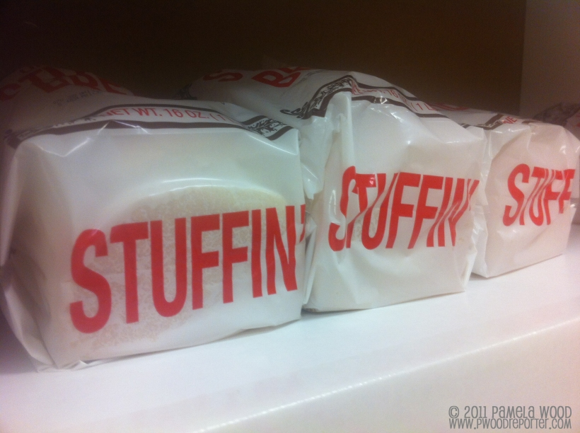"""""""Stuffin'"""" for sale, photo by multimedia journalist and environment reporter Pamela Wood."""