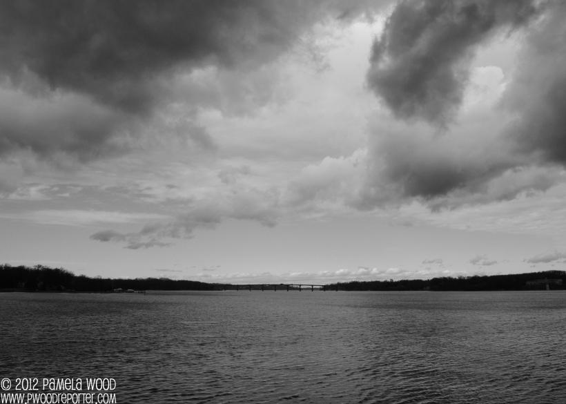 Severn River, photo by multimedia journalist Pamela Wood.
